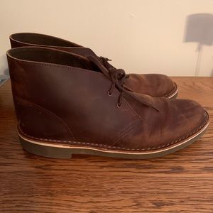 Clarks Boot Beeswax